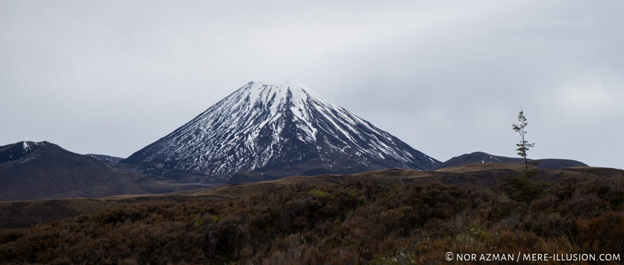 mount ruapehu new zealand