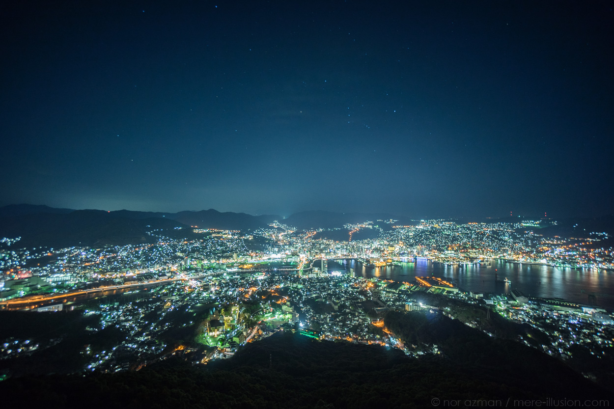Nagasaki Japan by Nor Azman