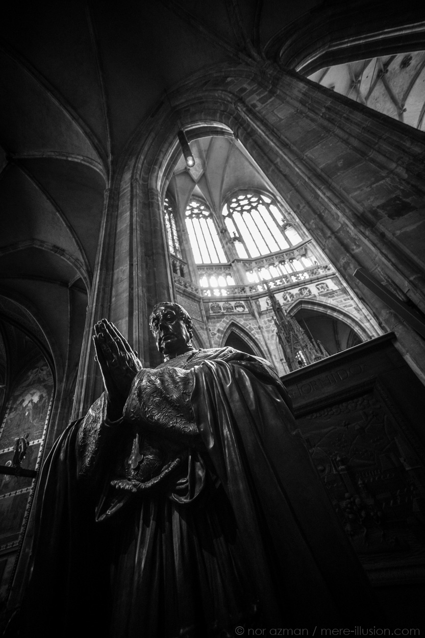 St. Vitus Cathedral by nor azman