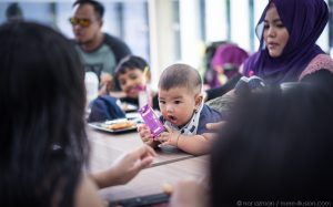 kids birthday party by nor azman