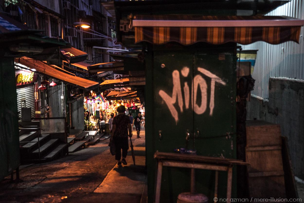 hong kong by nor azman